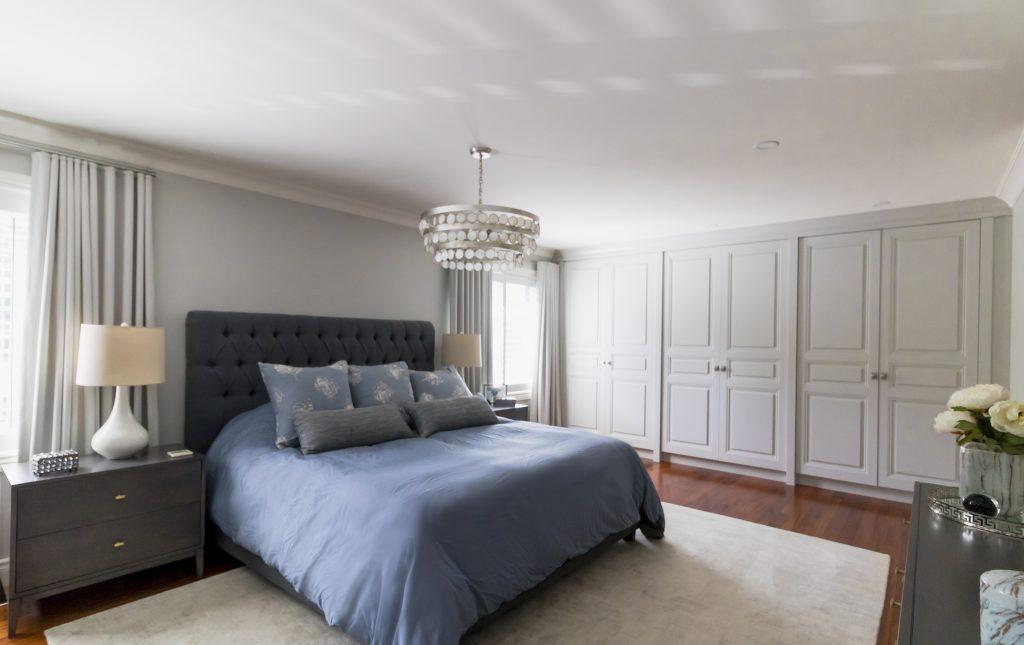 Waterloo Ontario master bedroom renovation