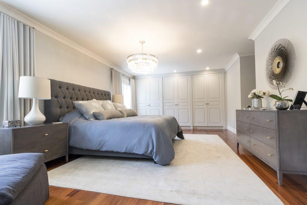 Waterloo bedroom renovation